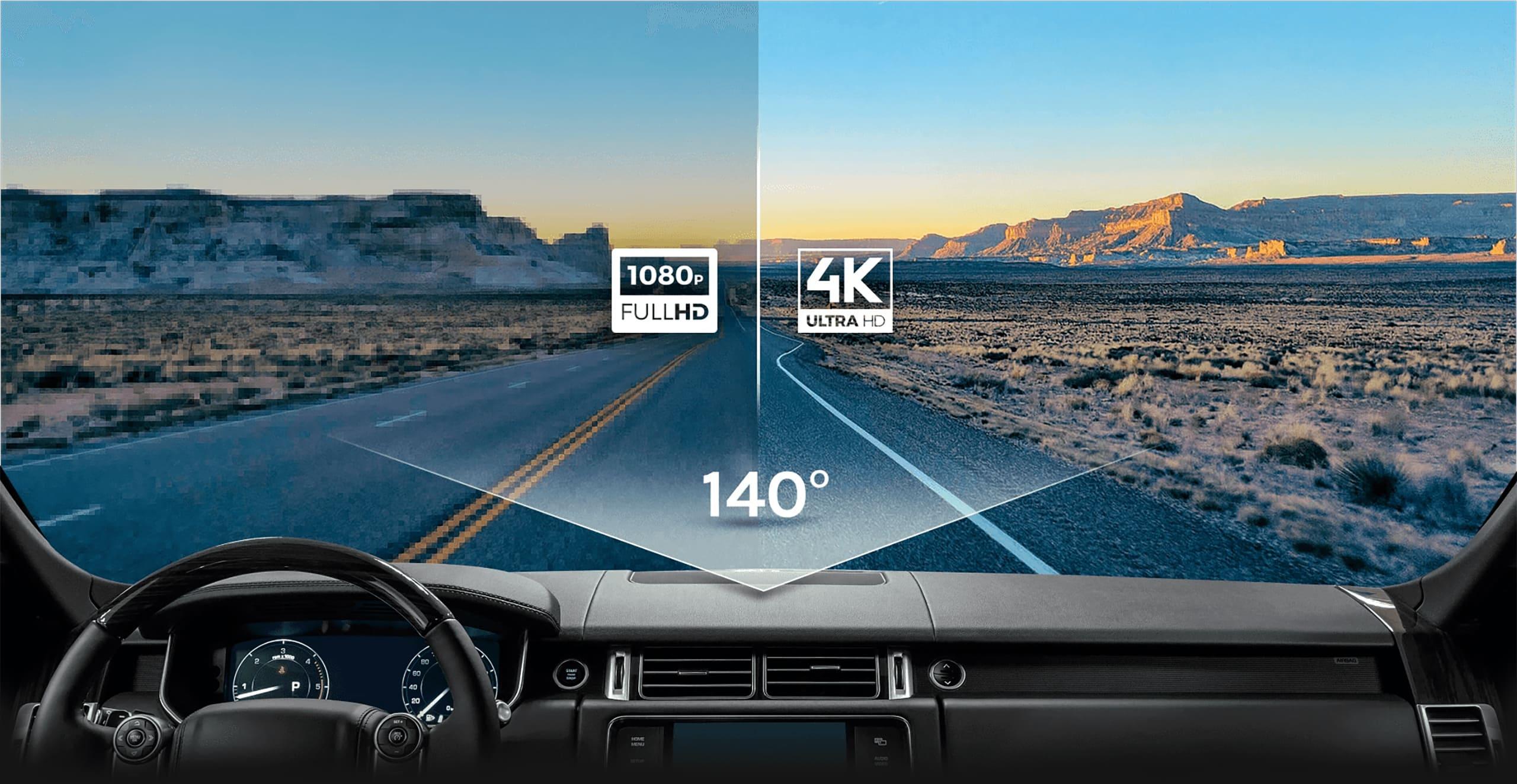 Xiaomi 70mai 4K Dash Cam