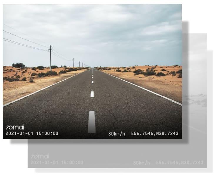 Xiaomi 70mai Dash Cam A400