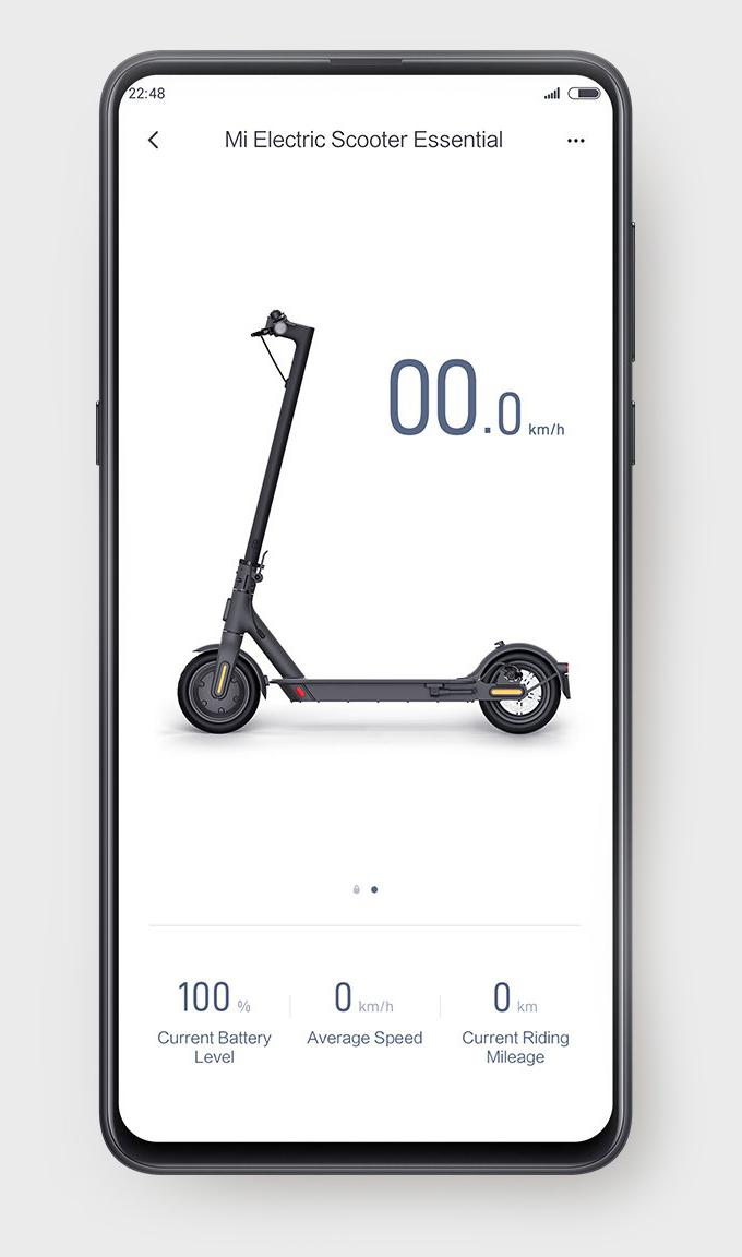 Xiaomi Electric Scooter Essential
