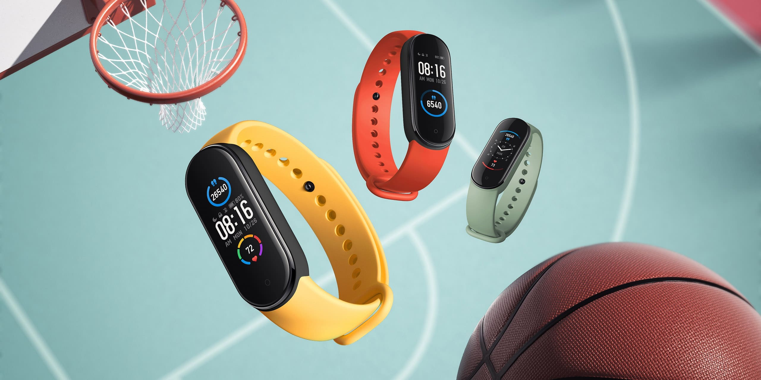 Xiaomi Smart Band 5 NFC