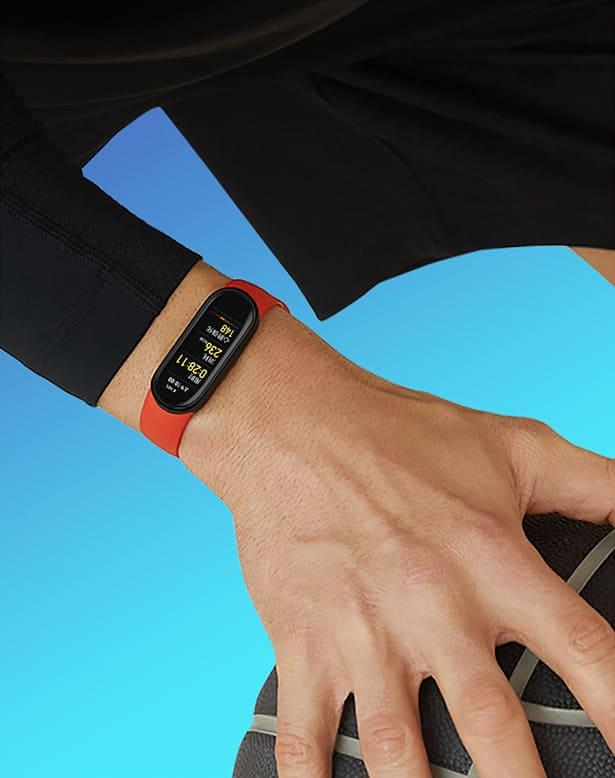 Xiaomi Smart Band 6