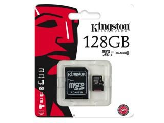 Kingston MicroSDXC UHS-I 128Gb